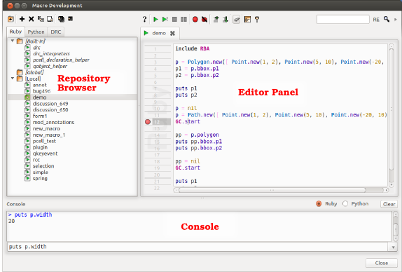 KLayout Layout Viewer And Editor